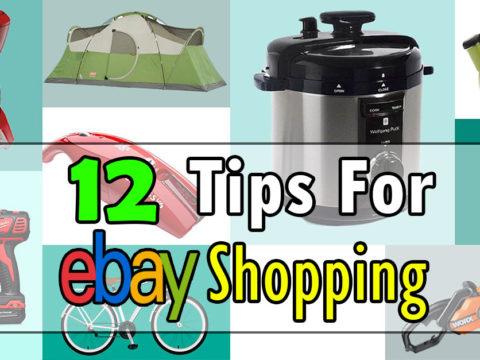 Tips for Ebay Shopping