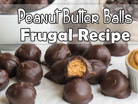 peanut butter balls featured