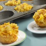 Mini Mac and Cheese Cups Recipe