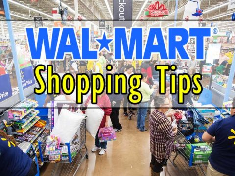 Walmart Shopping TIps