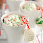Mini Candy Cane Treats