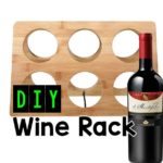 DIY Wine Rack Build Design