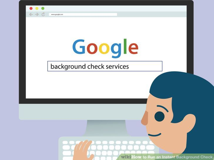 Google Background Check