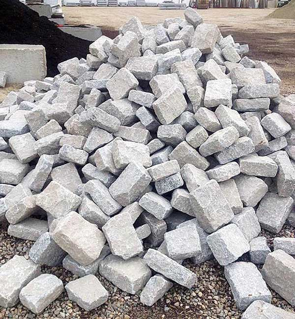 Pile of Pavestones