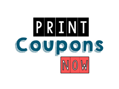 Print Coupons online