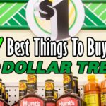 11 Best Items to Buy When Dollar Tree Shopping