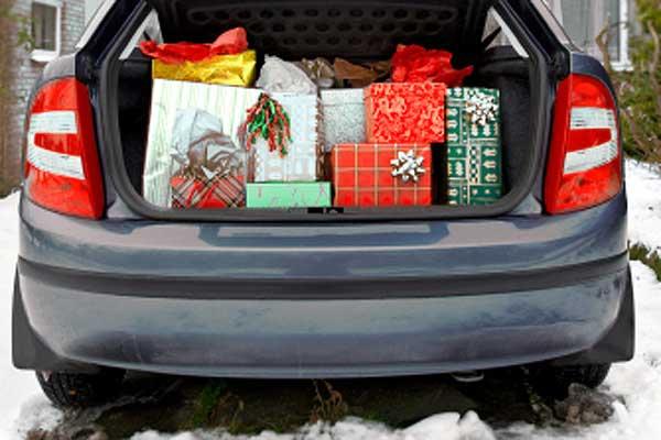 Hiding Presents