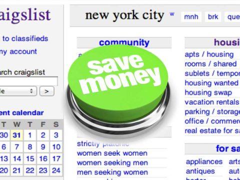 Craigslist Save Money