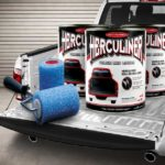 Make a DIY Bed Liner for a Truck