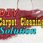 DIY Carpet Cleaning Solution in 3 Steps