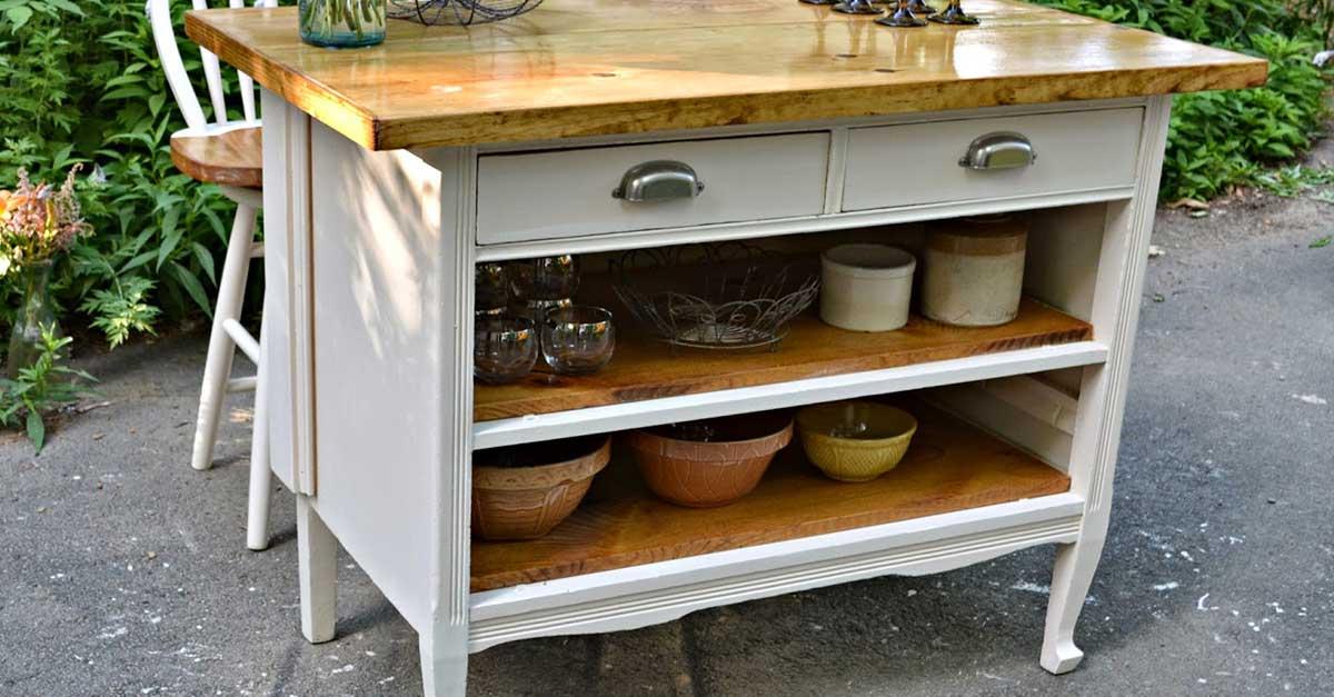 re purposing old dresser | just b.CAUSE