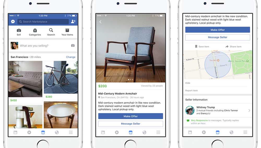 Facebook Shopping Groups