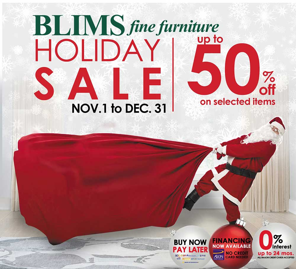 Holiday Furniture Deals