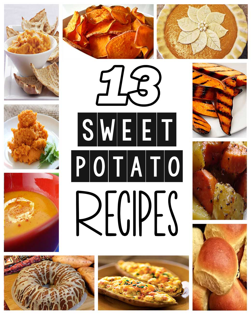 Sweet Poatoes Recipes