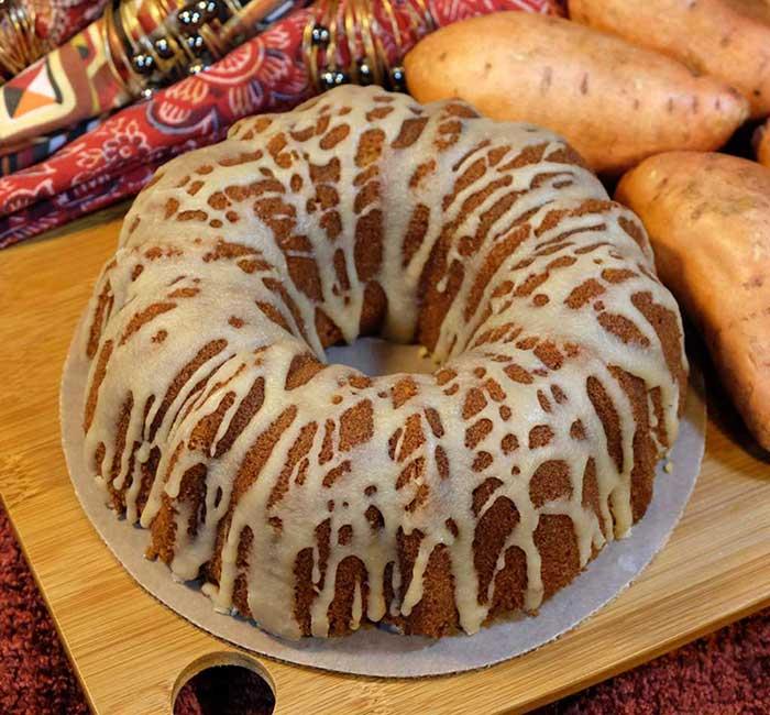 How Do You Make Sweet Potato Pound Cake