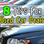 8 Tips to get the Best Used Cars Deals