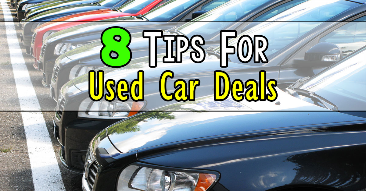 Used Cars Deals