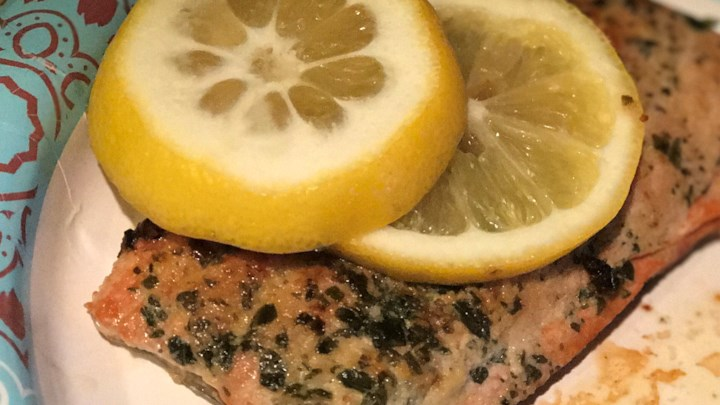 Super Simple Salmon