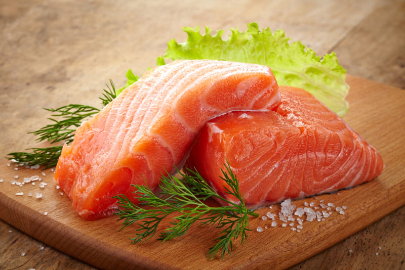 alaska salmon recipes