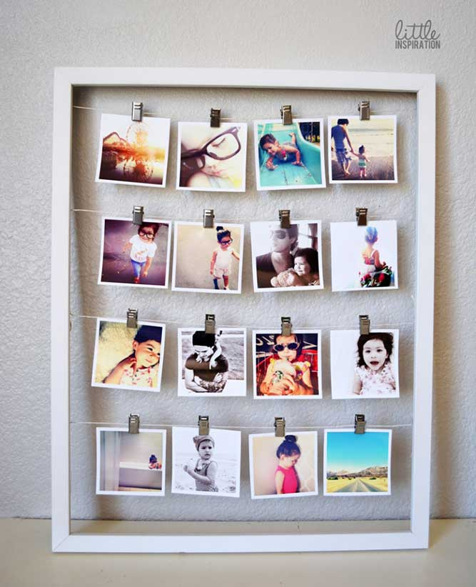 Baby Picture Display