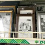 7 Simple Dollar Store DIY Photo Frame Ideas