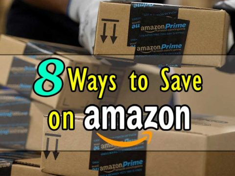 8 Great Ways to Save Money on Amazon.com