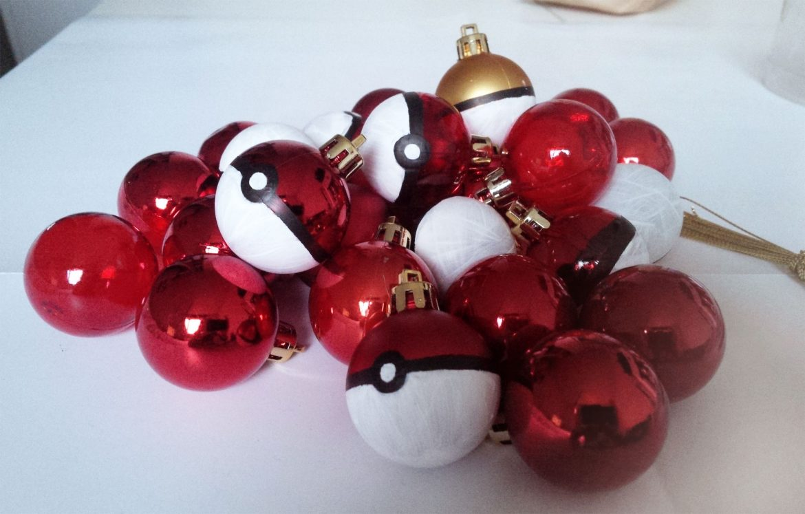 Pokemon Ornaments