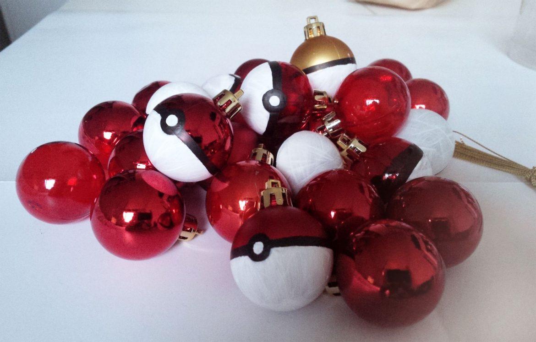 Pokemon Ornaments