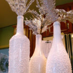 Create DIY Christmas Bottles in 3 Steps