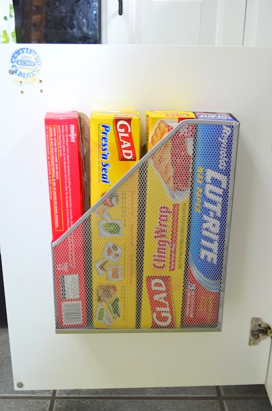 Long Box Storage Hack