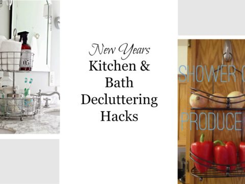 Facebook KitchenBath Decluttering